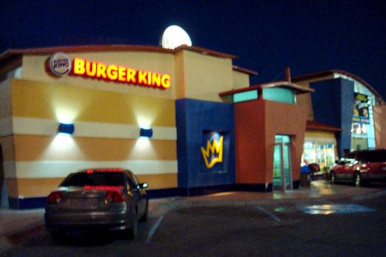 Burger King Villafontana