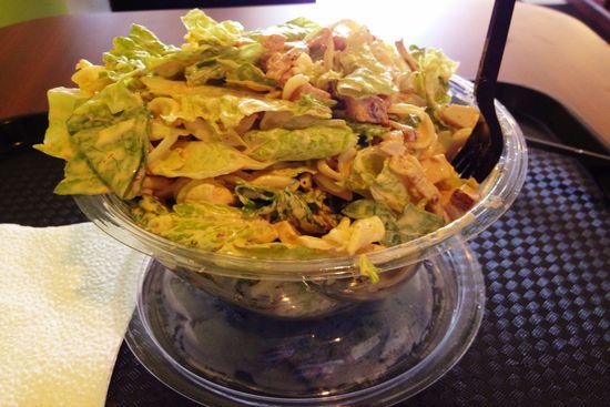 Ensalada Happy Salad