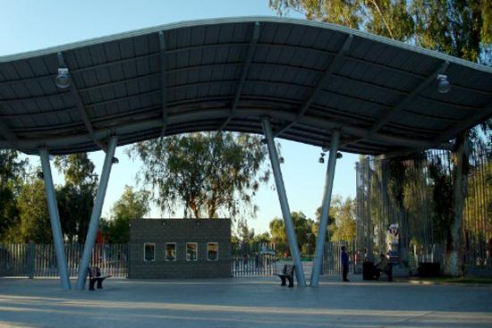 Parque Vicente Guerrero