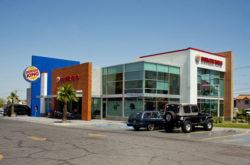 Burger King Nuevo Mexicali (exterior)