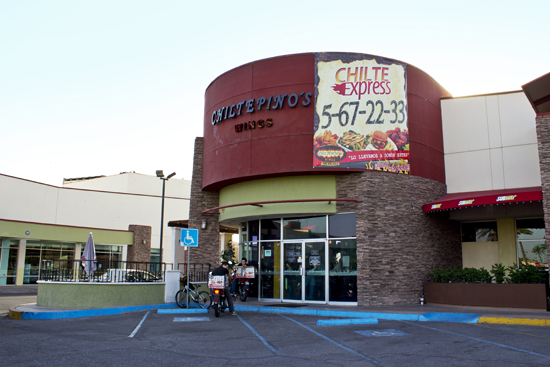 Chiltepino's Wings Plaza Cataviña