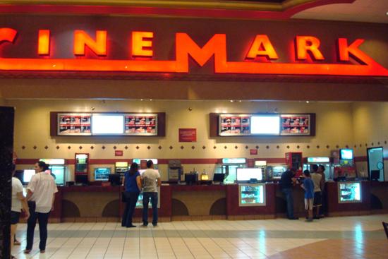 Cinemark por dentro