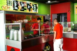 Mix Salad Plaza Tec