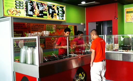 Calidad y servicio en Mix Salad