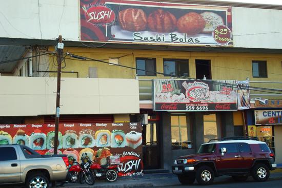Sushi Villafontana Villafontana