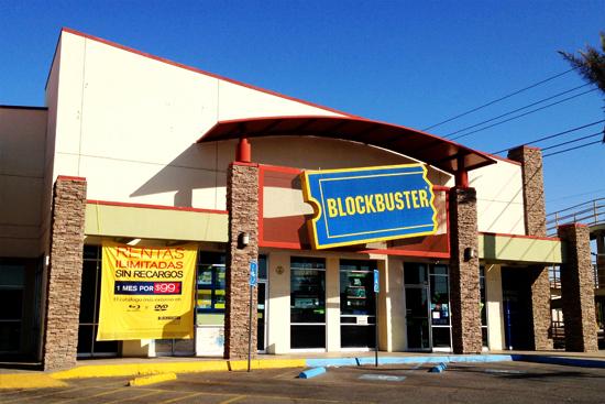 Blockbuster Plaza Cataviña
