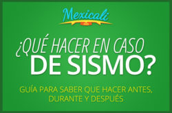 Temblores en Mexicali