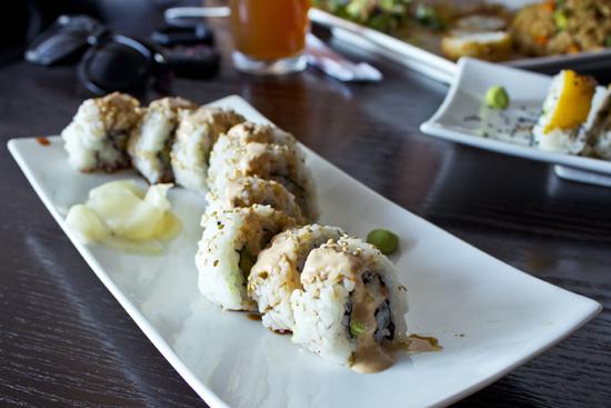 Sushi en Misoho Sushi & Wine