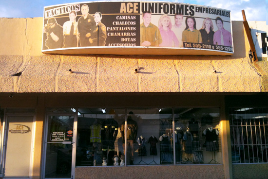 Ace Uniformes Centro Comercial Villafontana