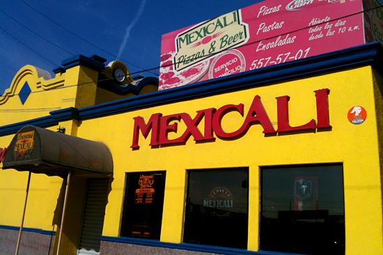 Cervecería Mexicali Sport Bar