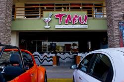 Tabú Sushi & Martini Lounge