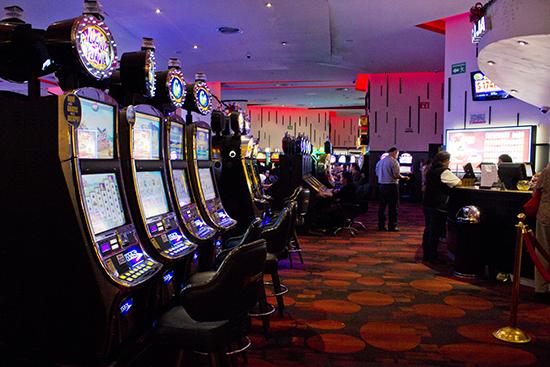 Máquinas electrónicas en Winpot Casino