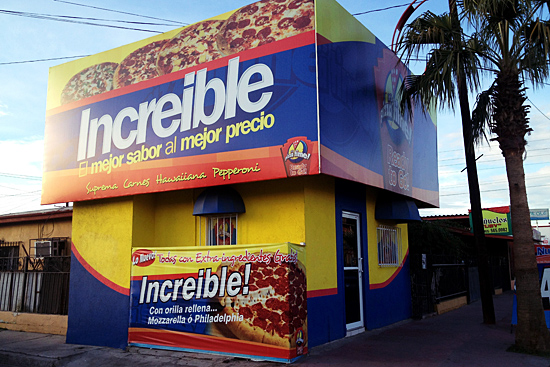 It's Pizza Time en Mexicali