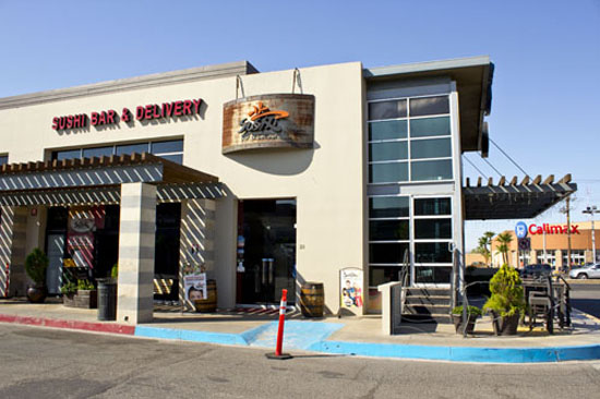 Sushi Bar and Delivery Mexicali