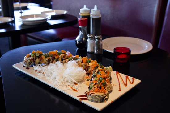 Sushi Bar and Delivery en Mexicali