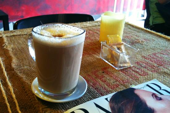 love-in cafe bebida
