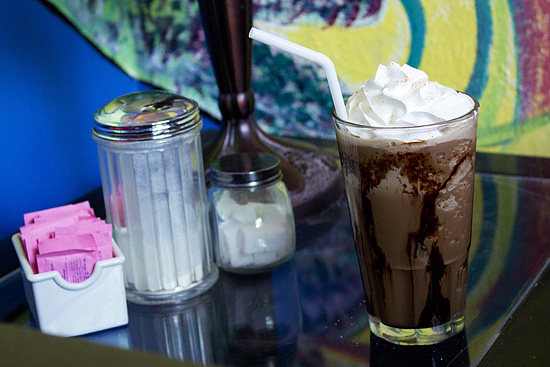 cafe azul cafe