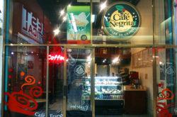 Café La Negrita Plaza La Cachanilla