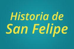 Historia de San Felipe