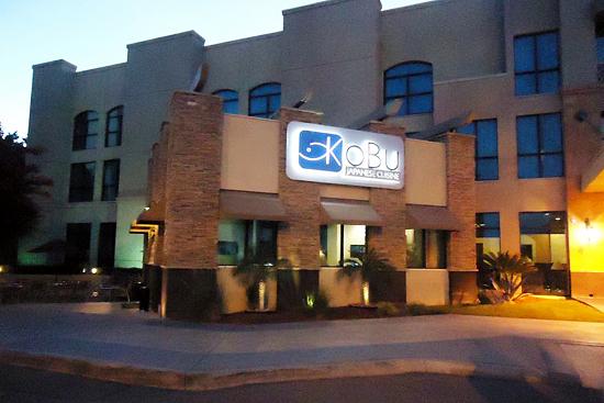 kobu restaurant