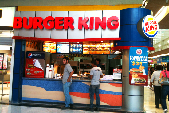 burger king plaza cachanilla