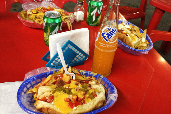 Asadero Chapala Hot dogs y Hamburguesas en Mexicali
