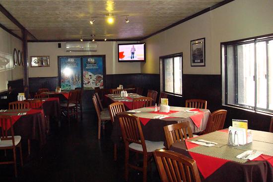 Restaurante Las Velas por dentro