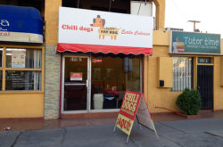 Fat dog Chili dogs Colonia Nueva