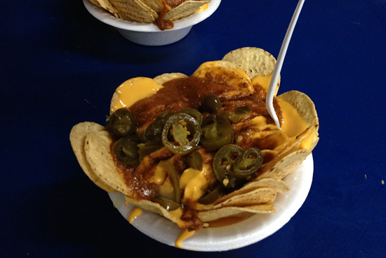 camino real nachos