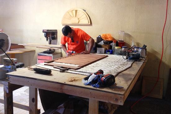 carpinteria rodriguez trabajo