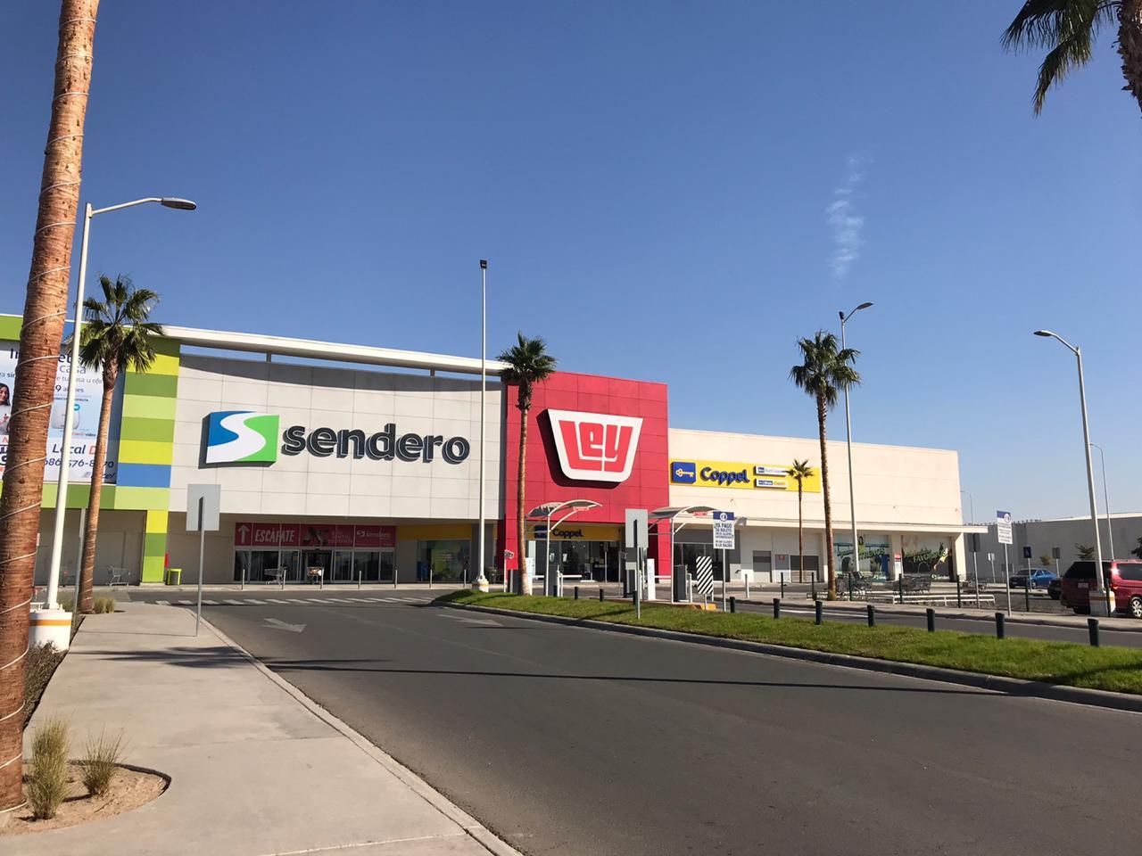 Plaza Sendero